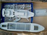 Атомный ледокол Арктика (сборная модель 1/400), фото №4