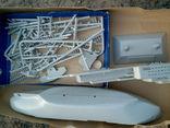 Атомный ледокол Арктика (сборная модель 1/400), фото №5