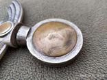 Эфес на меч Люфтваффе..оригинал в мельхиоре., фото №6