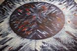 """""""Eclipse. Indigo"""" акварельная абстракция 140х100 см. Ю. Смаль, фото №7"""