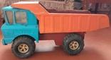 Металлический грузовик Белаз Ураган СССР, фото №3