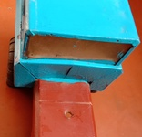 Металлический грузовик Белаз Ураган СССР, фото №8