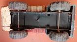 Металлический грузовик Белаз Ураган СССР, фото №9