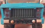 Металлический грузовик Белаз Ураган СССР, фото №12
