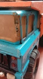 Металлический грузовик Белаз Ураган СССР, фото №13