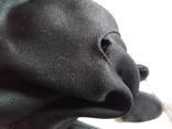 Перчатки черные дамские, фото №6