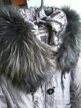 Пуховик зимовий, фото №4