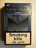 Сигареты Marshall Ultra