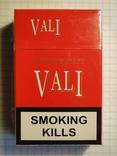 Сигареты VALI