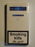 Сигареты MARSHALL de luxe