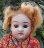Старинная кукла,Германия 1900-х годов., фото №2