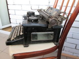 Печатная машинка ROYAL США начало 20 века, фото №11
