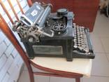 Печатная машинка ROYAL США начало 20 века, фото №12