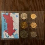 Набір монет Росії. 1992р.-1993р., фото №3