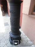 Печка чугунная времен Аустро -Венгрии, фото №5