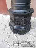 Печка чугунная времен Аустро -Венгрии, фото №6