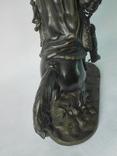 Бронзовая скульптура короля Франции Генриха IV фото 7