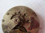 Часовой механизм карманных часы R.I.F Co., фото №4