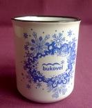Чашка Bukovel. Фарфор. Новая., фото №2