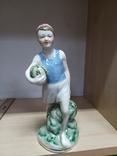 Мальчик с арбузами, фото №7