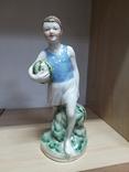 Мальчик с арбузами, фото №2