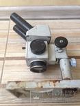 Микроскоп  МБС-9 +бонус, фото №6