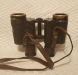 Бинокль в кофре 1940-е годы, фото №9