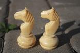 Шахматные фигурки. Слоновая кость., фото №3