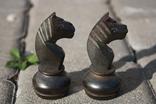 Шахматные фигурки. Слоновая кость., фото №4