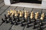 Шахматные фигурки. Слоновая кость., фото №8