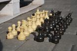 Шахматные фигурки. Слоновая кость., фото №9