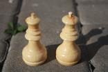 Шахматные фигурки. Слоновая кость., фото №11