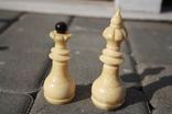 Шахматные фигурки. Слоновая кость., фото №13