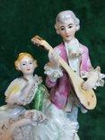 Meissen.? Музицирующая пара. #2., фото №2