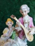 Meissen.? Музицирующая пара. #2., фото №4