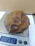 Янтарь 111 грамм кусок, фото №2