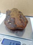 Янтарь 111 грамм кусок, фото №3