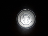 1 гривна серебро 2014 год, фото №3