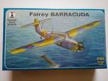 Fairey BARRACUDA ДЗИ 1/72, фото №2