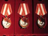 К-кт.наград на Шевцова А. И.три БКЗ две КЗ и медаль, фото №3