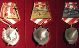 К-кт.наград на Шевцова А. И.три БКЗ две КЗ и медаль, фото №7