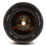 Объектив Sigma Zoom 21-35mm F3.5-4.2 фото 2