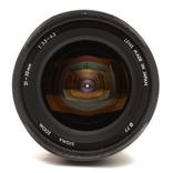 Объектив Sigma Zoom 21-35mm F3.5-4.2 фото 3