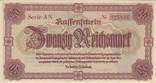 20 марок 28 апреля 1945 для Нижней Силезии и Богемии., фото №3