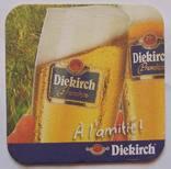 Бирдекель  Diekirch Premium, Люксембург., фото №2