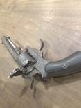 Шпилечный 7мм карманный револьвер системы Лефоше, фото №7