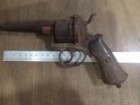 9 мм револьвер системы Лефоше, фото №2