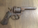 9 мм револьвер системы Лефоше, фото №3