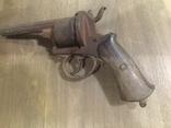 9 мм револьвер системы Лефоше, фото №4