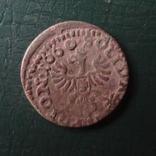 Солид боратинка 1660 Польша (R.3.29)~, фото №2